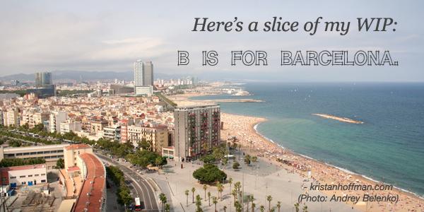 b-for-barcelona